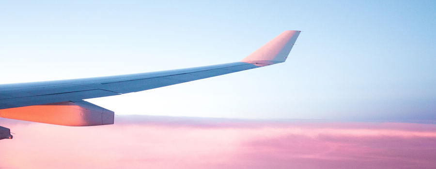 Billede til Flyrejser