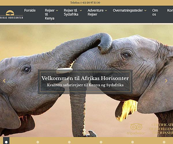 Afrikas Horisonter