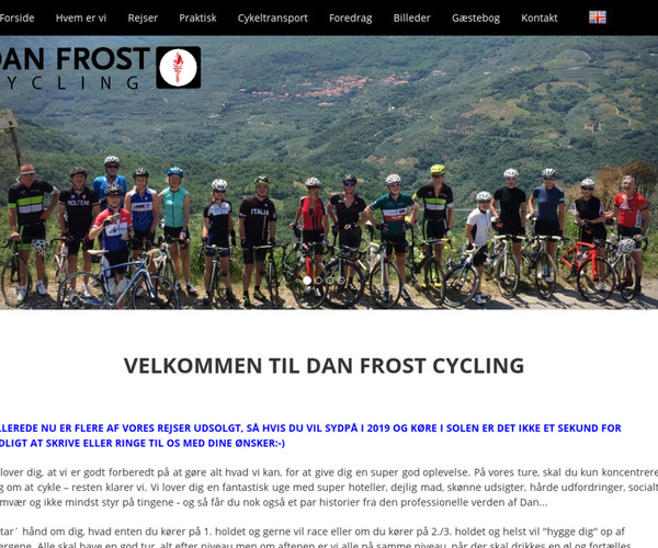 Dan Frost Cycling