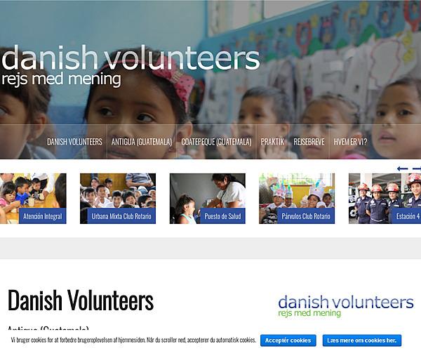 Danish Volunteers