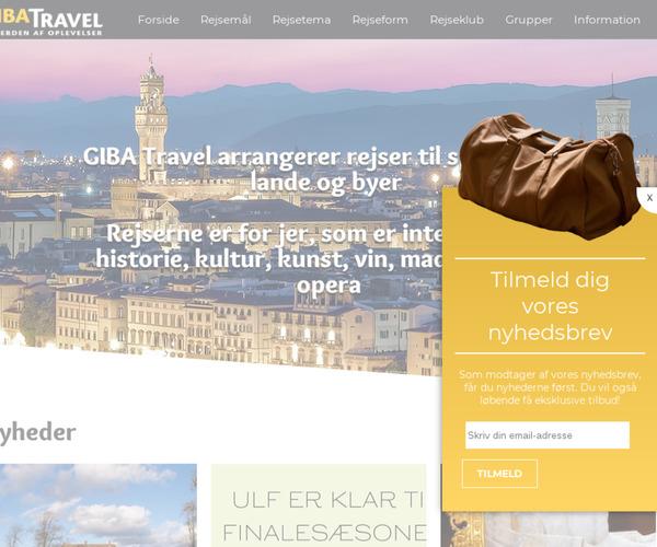 GIBA Travel