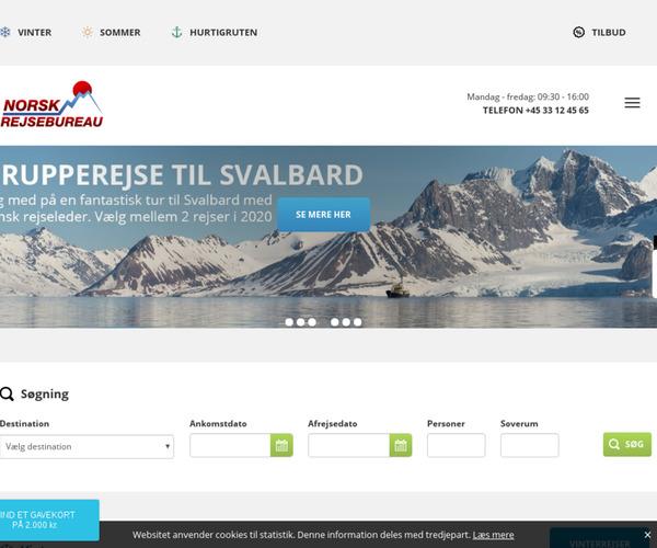 Norsk Rejsebureau
