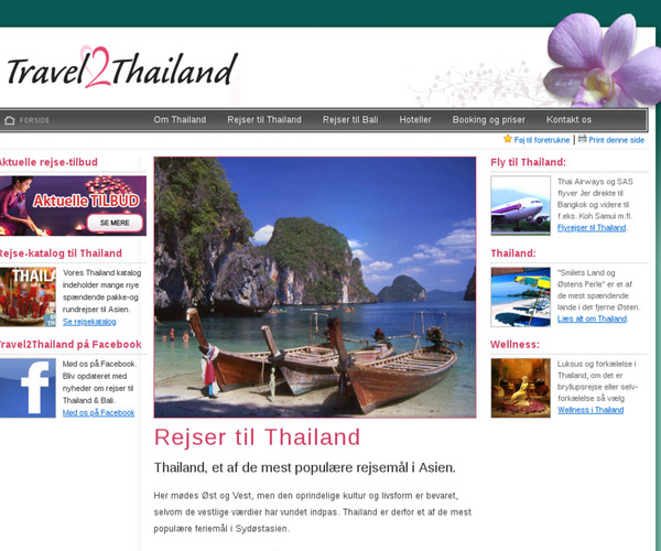 Travel 2 Thailand